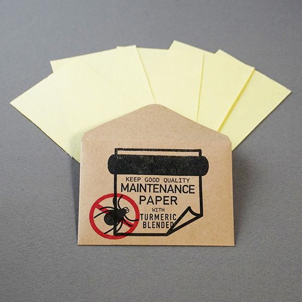 buffalo-meintenance-paper